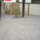 大田区 雑草対策と駐車スペースを広げる
